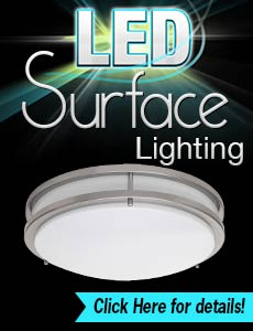 LED Surface lights 2-Ring Series