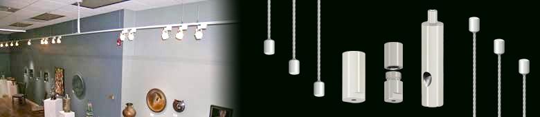 Lighting Fixture Suspension