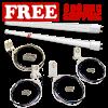 Single End T8 LED 2' Kits