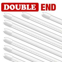 EZ T8 LED Tubes Double End Feed