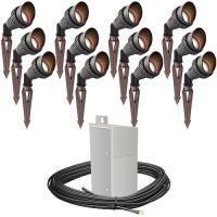 LED Outdoor landscape Spot Light & Complete Kits