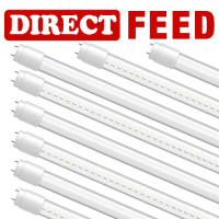 Single End Direct Feed Tubes