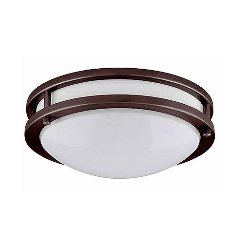 """LED 14"""" ceiling light LED-JR002BRZ"""