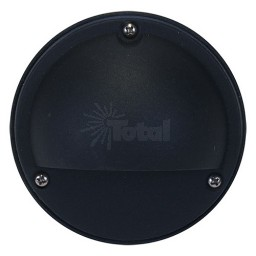 Outdoor low voltage hood cast aluminum round surface step light in 4 colors