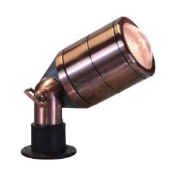 Landscape lighting bullet spot low voltage