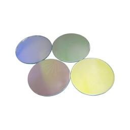 Color lens for use with PAR36 fixtures