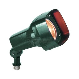 Landscape lighting square 50-75w spot low voltage