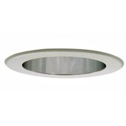 """5"""" Recessed lighting LED retrofit reflector clear white"""