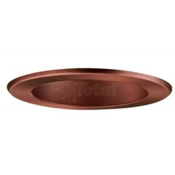 """5"""" Recessed lighting LED retrofit unit bronze bronze"""