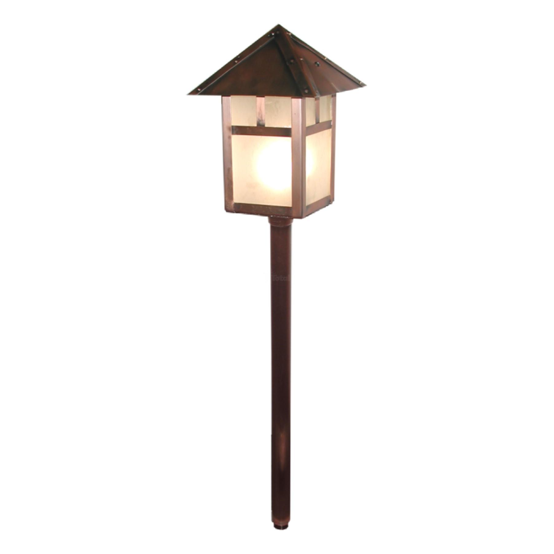 sc 1 st  Total Lighting Supply & Landscape lighting low voltage lantern path light