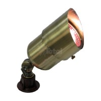 Landscape lighting short spot low voltage