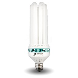 U-Tube Large Compact Fluorescent - CFL - 105watt - 27K