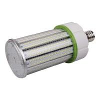 LED HID Corn light 100watt lamp, 200watt CFL, 250watt HID equivalent, E39 mogul base, ballast bypass, 5000K