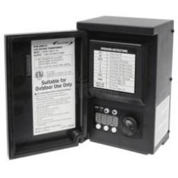Malibu 8100-0200-01 200 watt 12VAC outdoor transformer with digital timer and photo eye