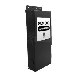 EMCOD EM60S24DC 60watt 24volt LED DC transformer driver indoor outdoor magnetic dimmable Class 2
