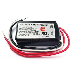 HD75-120 75watt 12VAC Electronic Encapsulated Transformer similar to MDL 316-011