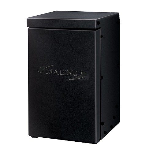 Malibu 8100-0300-01 300 watt 12VAC outdoor transformer with digital timer,  photo cell and ground shield