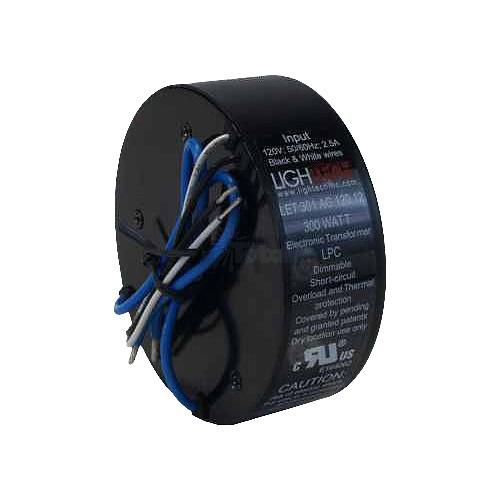 LET-301-12 300W 12V AC Electronic Transformer