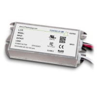 LTF LED 60watt no load electronic DC driver transformer 12VDC ELV dimmable 277volt input TE60WD12LED