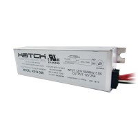 Hatch RS12-300 300watt 12VAC dimmable electronic encapsulated transformer metal housing