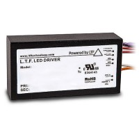 LTF LED 60watt no load electronic AC driver / transformer 12VAC ELV dimmable TA60WA12LED