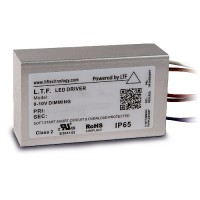 LTF LED 60watt no load electronic AC driver / transformer 12VAC ELV dimmable TA60WA12LED65B15
