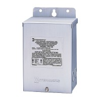 Intermatic PX100S 100 watt pool and spa ground shield stainless steel 12VAC safety transformer