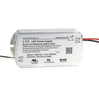LTF LED 150watt no load electronic AC driver transformer 12VAC ELV dimmable TA150WA12LEDB15