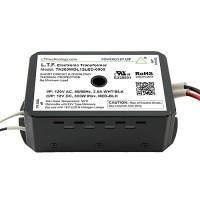 LTF LED 300watt no load electronic DC driver / transformer 12VDC ELV dimmable TA300WD12LED / TA300WDL12LED