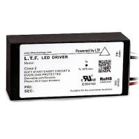 LTF LED 60watt no load electronic AC driver / transformer 12VAC ELV dimmable TA60WA12LED65B15