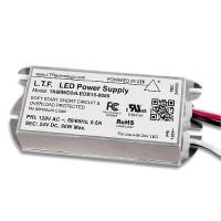 LTF LED 60watt no load electronic DC driver transformer 24VDC ELV dimmable TA60WD24LEDB15-0000