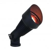 Landscape lighting key hood spot low voltage
