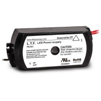 LTF 105watt LED no load electronic AC driver 12VAC ELV dimmable