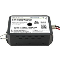 LTF LED 300watt no load electronic DC driver 12VDC ELV dimmable TA300WD12LED / TA300WDL12LED