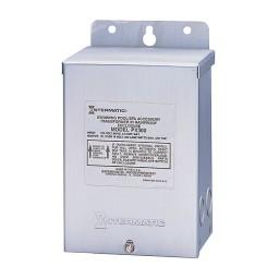 Outdoor Intermatic PX300S 300 watt ground shield stainless steel 12volt AC safety transformer