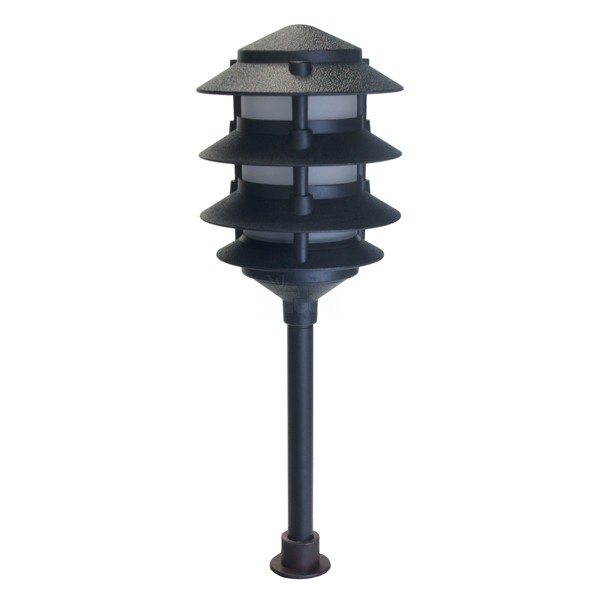 Landscape lighting low voltage 4 tier pagoda aloadofball Image collections