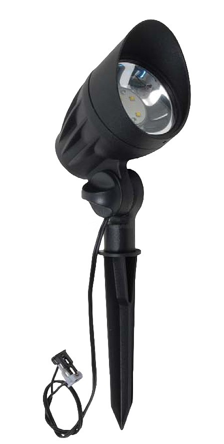 Outdoor Led Malibu 8401 2650 01 Low Voltage Black Flood
