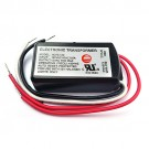 Outdoor lighting HD75-120 75watt 12VAC Electronic Encapsulated Transformer similar to MDL 316-011