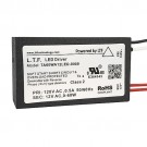 Outdoor LED LTF 60watt no load electronic AC transformer 12VAC ELV dimmable