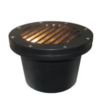 Outdoor landscape lighting PAR36 cast aluminum low voltage grill well light