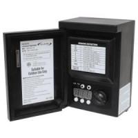 Outdoor Malibu 8100-9120-01 120watt outdoor lighting transformer with digital timer and photo eye