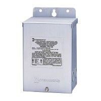 Outdoor Intermatic PX50S 50 watt ground shield stainless steel 12VAC safety transformer