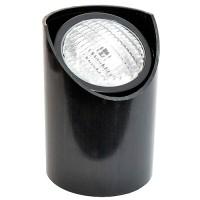 Focus SL-01 USA made black extruded ABS 36watt Par36 well light low voltage