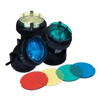 Underwater complete pond light kit