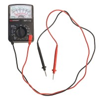 Simple to use Analog Voltage Multi-Meter - Test your Outdoor Lights & Transformer