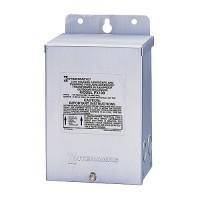 Outdoor Intermatic PX100S 100 watt ground shield stainless steel 12volt AC safety transformer