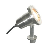 Landscape lighting stainless spot low voltage