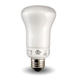 Bulk R20-Lamp Compact Fluorescent - CFL - 14watt - 27K