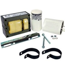 High Pressure Sodium 250watt ballast kit quad tap