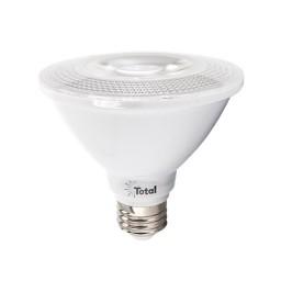 LED Par30 Short Neck 3000K 25° narrow flood light bulb 9watt warm white light dimmable